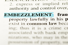 Embezzlement Investigation Tampa
